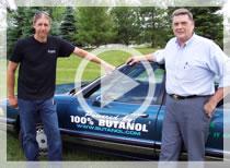 бутанол - бутиловый спирт - в качестве автомобильного топлива